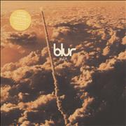 Click here for more info about 'Blur - M.O.R. - Orange Vinyl'