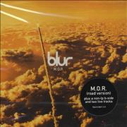 Click here for more info about 'Blur - M.O.R'