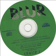 Click here for more info about 'Blur - Modern Life Is Rubbish - Sampler'