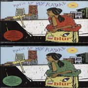 Click here for more info about 'Blur - Music Is My Radar - 2xCD set'