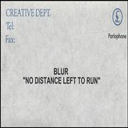 Click here for more info about 'Blur - No Distance Left To Run'