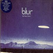 Click here for more info about 'Blur - On Your Own'