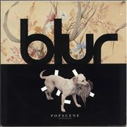 Click here for more info about 'Blur - Popscene - EX'