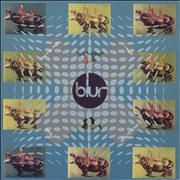 Click here for more info about 'Blur - She's So High - EX'