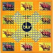 """Blur She's So High UK 7"""" vinyl"""