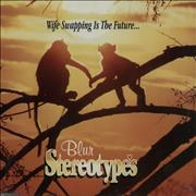 Click here for more info about 'Blur - Stereotypes'