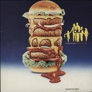 "Blur Sunday Sunday - Yellow Vinyl UK 7"" vinyl"