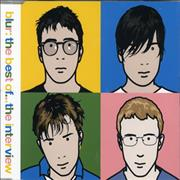 Click here for more info about 'Blur - The Best Of...The Interview'