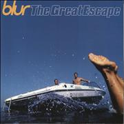 Click here for more info about 'Blur - The Great Escape - 180gm Vinyl'