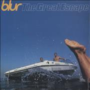 Click here for more info about 'Blur - The Great Escape - EX'