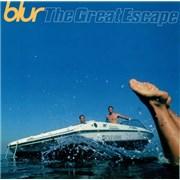 Blur The Great Escape UK vinyl LP