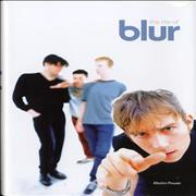 Click here for more info about 'The Life Of Blur'