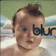 Click here for more info about 'Blur - There's No Other Way - Solid'