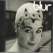 Click here for more info about 'Blur - There's No Other Way'