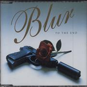 Click here for more info about 'Blur - To The End'