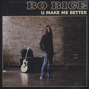 Click here for more info about 'Bo Bice - U Make Me Better'