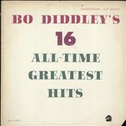Click here for more info about 'Bo Diddley - Bo Diddley's 16 All-Time Greatest Hits'