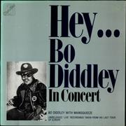 Click here for more info about 'Hey... Bo Diddley In Concert'