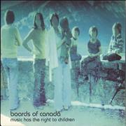 Click here for more info about 'Boards Of Canada - Music Has The Right To Children'