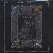 Click here for more info about 'Bob Catley - Middle Earth - AUTOGRAPHED'
