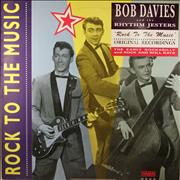 Click here for more info about 'Bob Davies And The Rhythm Jesters - Rock To The Rhythm'