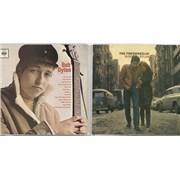 Bob Dylan 1962-1988 Albums - 28 albums in total UK vinyl LP