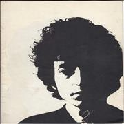 Click here for more info about 'Bob Dylan - 1966 UK Tour Programme'
