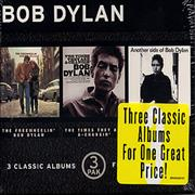 Click here for more info about 'Bob Dylan - 3 Classic Albums'