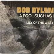 Click here for more info about 'Bob Dylan - A Fool Such As I - Orange Label'
