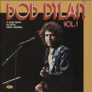 Bob Dylan A Rare Batch Of Little White Wonder Vol. 1 Italy vinyl LP