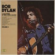 Bob Dylan A Rare Batch Of Little White Wonder Vol. 3 Italy vinyl LP