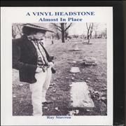 Bob Dylan A Vinyl Headstone - Almost In Place USA book