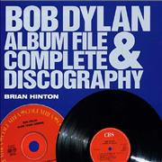 Bob Dylan Album File & Complete Discography UK book