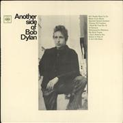 Bob Dylan Another Side Of Bob Dylan - 1st - F/B UK vinyl LP