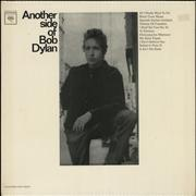 Bob Dylan Another Side Of Bob Dylan - 1st USA vinyl LP