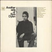 Bob Dylan Another Side Of Bob Dylan - 3rd UK vinyl LP