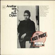 Click here for more info about 'Bob Dylan - Another Side Of Bob Dylan - Graduated Orange label'