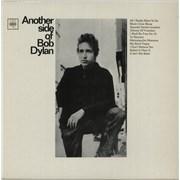 Bob Dylan Another Side Of Bob Dylan - Red Label UK vinyl LP