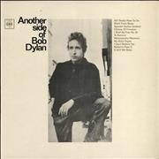 Click here for more info about 'Bob Dylan - Another Side Of Bob Dylan - matt p/s'