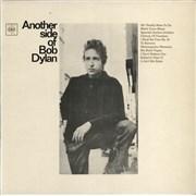 Bob Dylan Another Side Of Bob Dylan - matt p/s UK vinyl LP