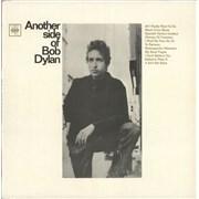 Bob Dylan Another Side Of Bob Dylan - front lam - woc UK vinyl LP