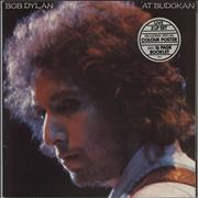 Click here for more info about 'Bob Dylan - At Budokan - Complete + Circular Sticker'