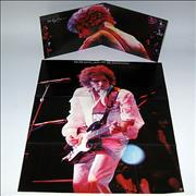 Bob Dylan At Budokan + poster USA 2-LP vinyl set