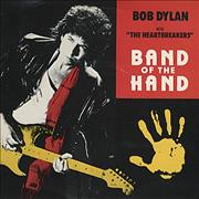 "Bob Dylan Band Of The Hand UK 7"" vinyl"