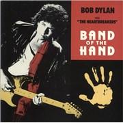 "Bob Dylan Band Of The Hand USA 7"" vinyl"
