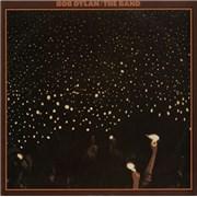 Bob Dylan Before The Flood - EX UK 2-LP vinyl set
