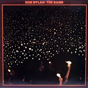 Click here for more info about 'Bob Dylan - Before The Flood - Graduated Orange Label'