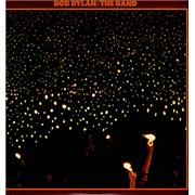 Bob Dylan Before The Flood UK 2-LP vinyl set