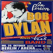 Click here for more info about 'Bob Dylan - Berlin Arena October 20, 2003 Poster'