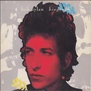 Bob Dylan Biograph UK 3-CD set